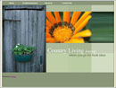 country living sample website